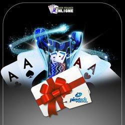 Bonus Playtech sur le poker
