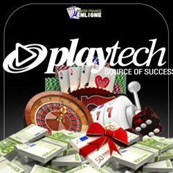 Meilleurs casinos Playtech